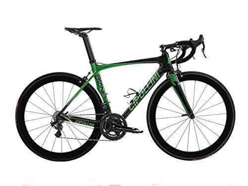 Cipollini BOND Road Bike, Green Fluo, 56cm/Large