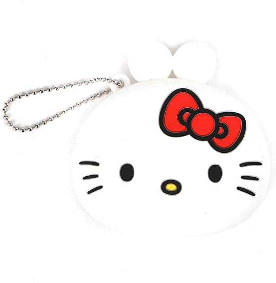 Wallet Gift SET with 2-Sided Dog Tag Necklace FREE SHIPPING! Hello Kitty Purse