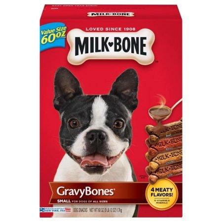 Milk Bone GravyBones Treats Small Sized product image