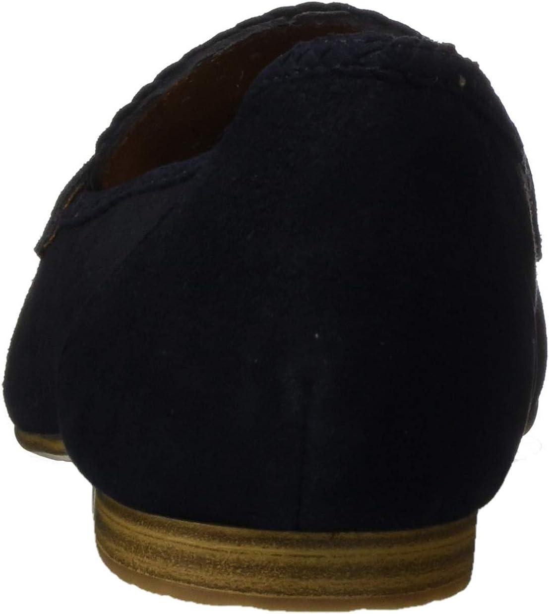 Tamaris 1-1-24232-24, Mocassin Femme Bleu Marine 805