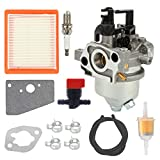 ANTO 14 853 36-S Carburetor Carb for Kohler XT650 XT675 XT149 14 853 49-S 520-706 Engine Toro Lawn Mower with 14 083 15-S Air Filter Tune Up Kit