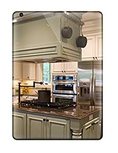 New Tpu Hard Case Premium Ipad Air Skin Case Cover Green Kitchen Cabinetry In White Kitchen With Island Stove And Hood
