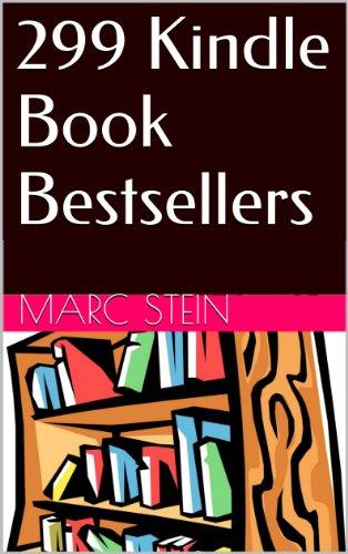 299 Kindle Book Bestsellers