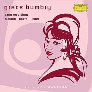 Grace Bumbry: Early Recordings: Oratorio, Opera, Lieder
