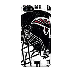 Favorcase Fashion Protective Atlanta Falcons Cases Covers For Iphone 5/5s