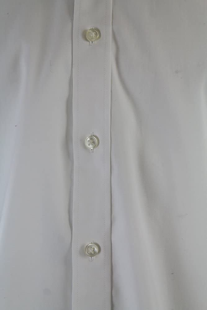 Ryan Seacrest distinction Mens Slim-Fit Non-Iron Solid Dress Shirt