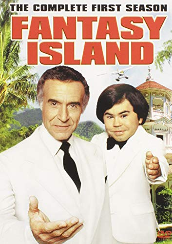 Fantasy Island: First Season (4 Dvd) [Edizione: Stati Uniti]