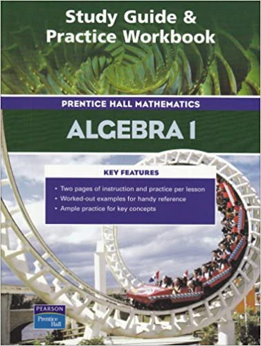 Study Guide and Practice Workbook - Prentice Hall
