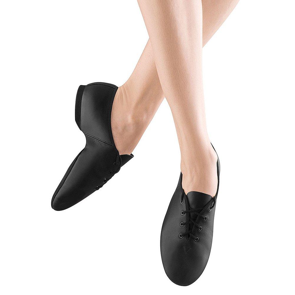 Bloch Dance Men's Jazzflex Dance Shoe, Black, 12 Medium US