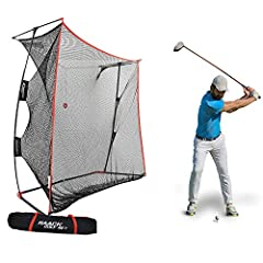 The Rukket Haack Net Pro is the latest brainchild of a collaborative effort from the engineers at Rukket Sports ARMD division and legendary University of Georgia Coach Chris Haack. Designed with portability, durability, and dependability in m...