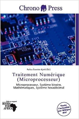 Lire Traitement Num Rique (Microprocesseur) pdf epub