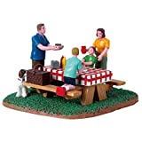 #10: Lemax® Summer 2018 Picnic Table Table Accent