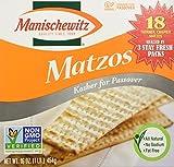 Manischewitz Matzo - 16 oz, 18 count