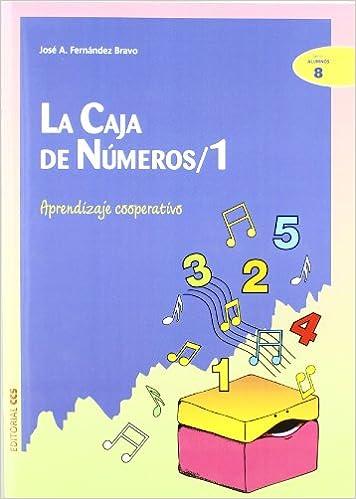 La caja de números 1: Aprendizaje cooperativo: 8 Ciudad de las ...