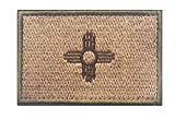 us army sewing kit - New Mexico STATE FLAG TACTICAL US ARMY USA MILITARY MORALE VELCRO PATCH (a set) (2)