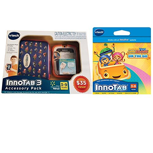 VTech - Innotab 3 Accessory Pack Nickelodeon Team Umizoomi Software
