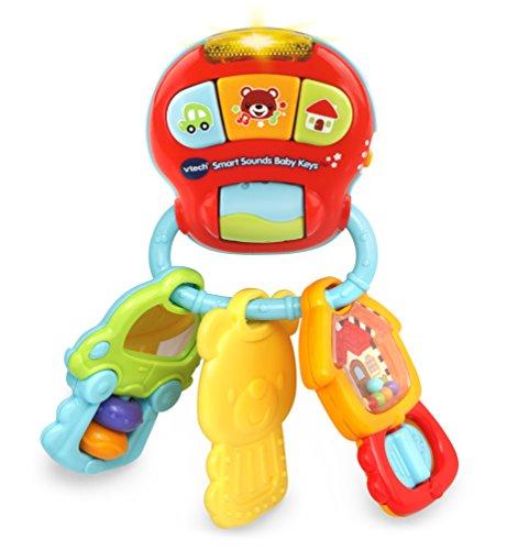 VTech Smart Sounds Baby Keys - Keys Rattle