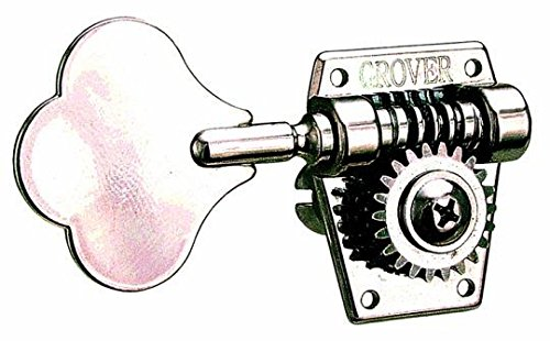 Grover Vintage Bass Machine Head 142C4 Guitar Tuner