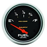 Auto Meter 5415 Pro-Comp Electric Fuel Level Gauge