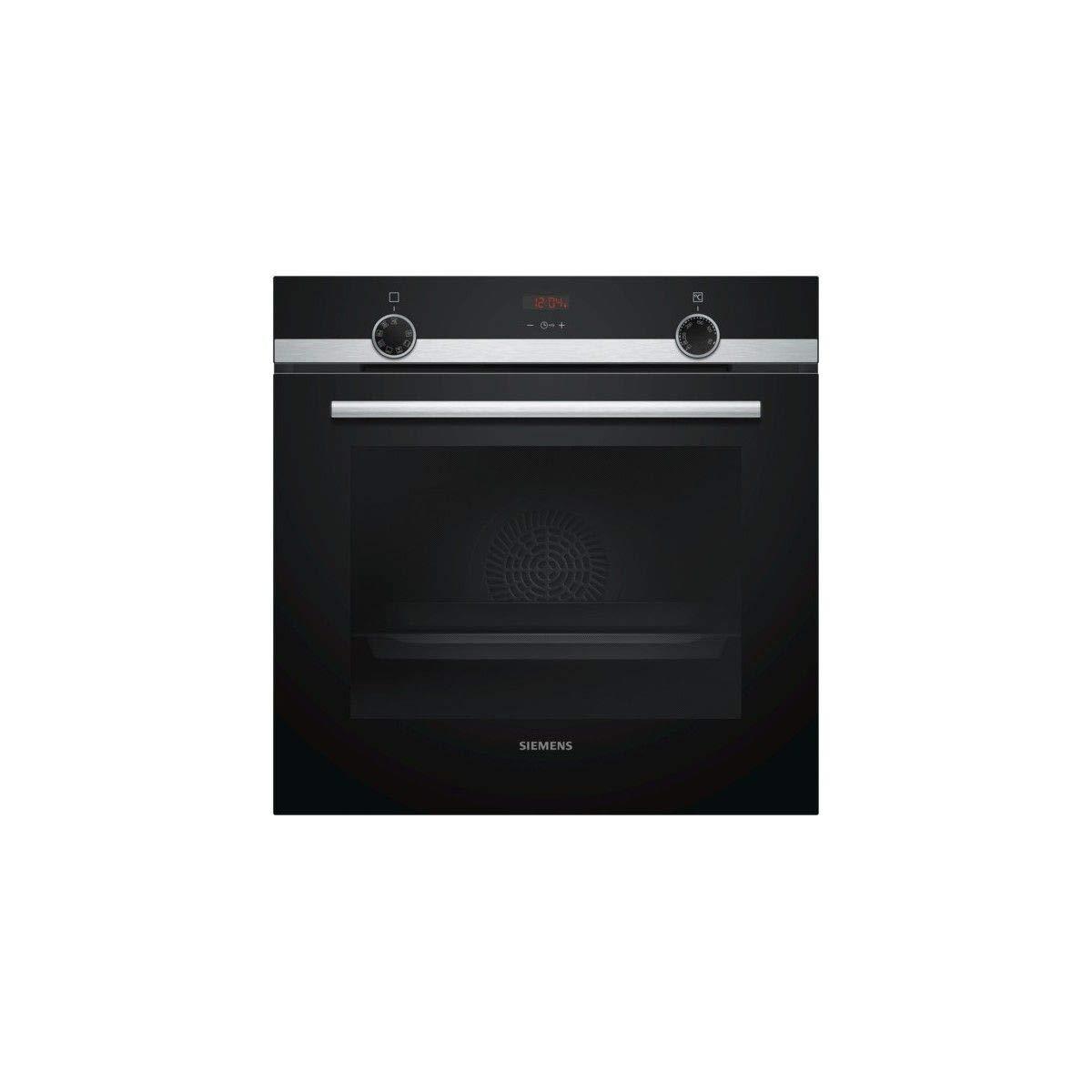 Siemens HB553AER0 Halogen oven 71L 3600W A Negro - Horno (Medio ...