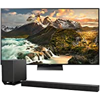 Sony XBR-75Z9D 75 Class Z9D Series 4K HDR Ultra HD TV with HT-ST5000 7.1.2ch 800W Dolby Atmos Sound Bar