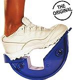ProStretch Blue - The Original Calf Stretcher & Foot Rocker for Plantar Fasciitis, Achilles Tendonitis & Tight Calf Pain (Slip Resistant Bottom)