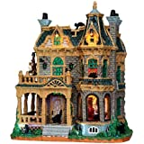 Lemax Spooky Town Withered Mansion with Adaptor # 45662