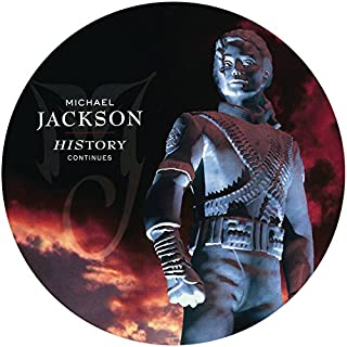 HIStory: Continues [Picture Disc]