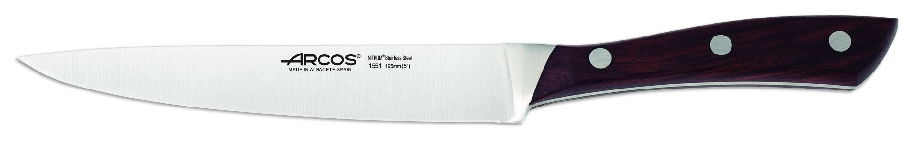 Arcos Natura Forged Vegetable Knife, 5-Inch by ARCOS