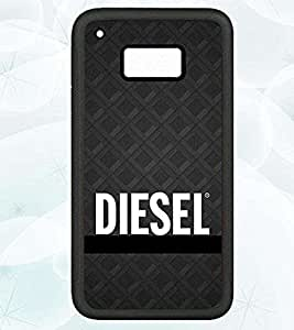 Htc One M9 Cell Phone Carcasa Awesome Diesel Ancient Style Brand Logo Para Men
