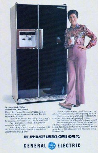 Vintage Ads Appliance (1978 GE Appliances Vintage Retro Magazine Advertising Vintage Ads)
