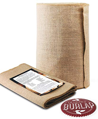 Burlap Table Runner Roll - 14