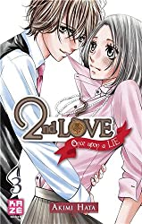 2nd Love, Tome 3 : Once upon a lie