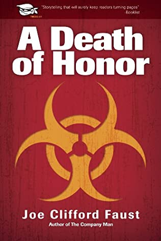 book cover of A Death of Honor
