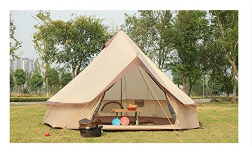 Himalayan 3-10 Person Hiking Camping Family Glamping Tent Safari Tent Perfect for Self-Driving Travelling