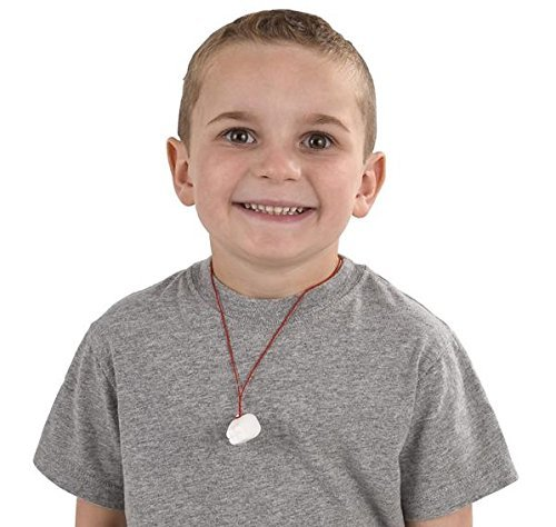 Katzco Tooth Saver Necklace On A Red String – 144 Pack – Dentist Prize For Kids – By