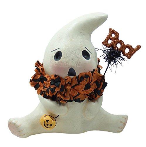 Bethany Lowe Halloween Boo Ghostie Resin Ghost 4inch Figurine 2018