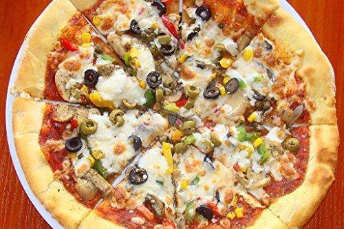 Surtido: Verde y Rosa Acero Inoxidable 80 mm. Happy Friends Corta Pizzas