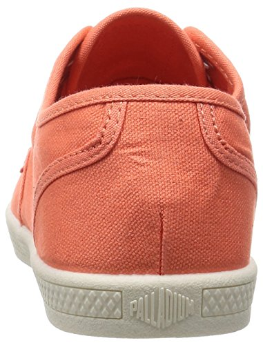 Emberglow Baskets Orange Pallacitee Marshmallow Basses Palladium Femme Xqx4w15aXT