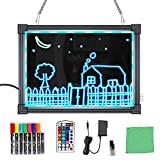 "MBQMBSS LED Message Writing Board 16"" X"