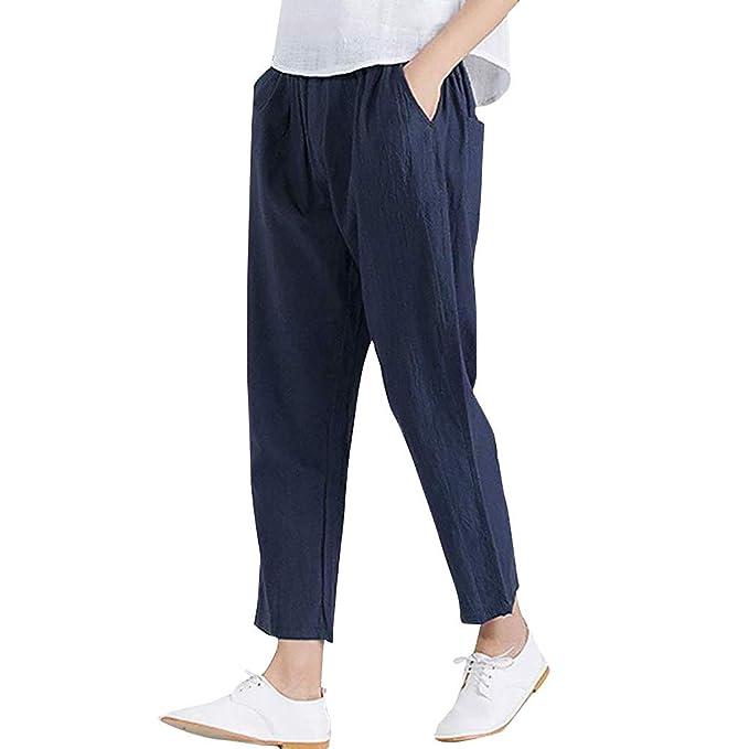 RYTEJFES Pantalones Mujer Pantalones De Yoga Retro Leggings ...
