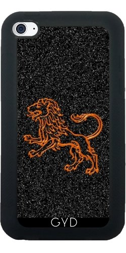 Funda de silicona para Ipod Touch 4 - Leo Zodiaco by hera56 Silicona