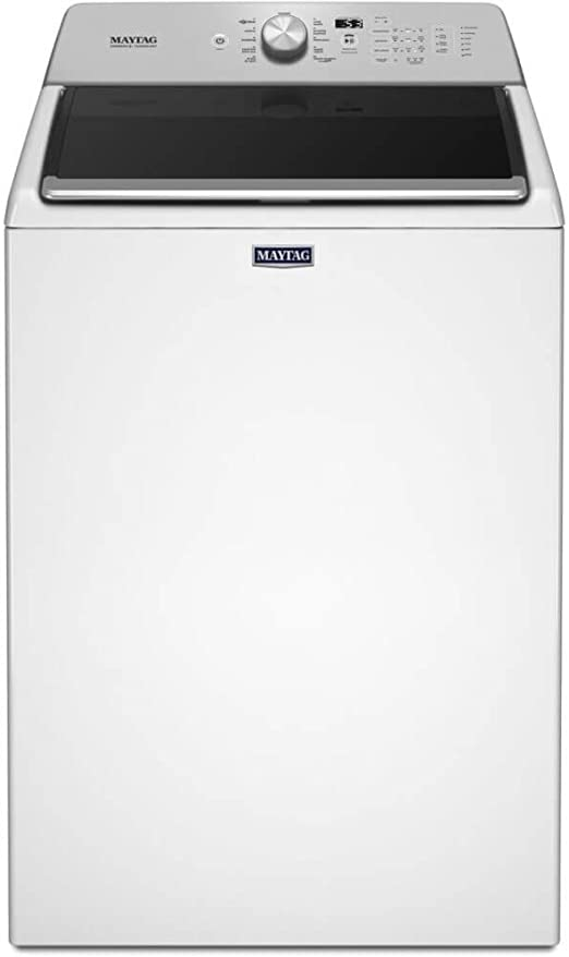 Maytag MVWB765FW 4.7 Cu.Ft. White Top Load Washer