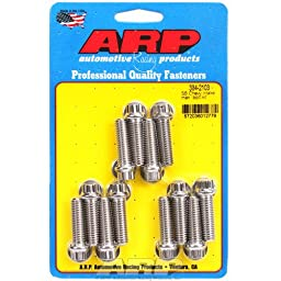 ARP 334-2103 Intake Bolt Kit for Small Block Chevy