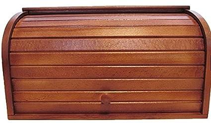 Wooden Bread Box, Kitchen Storage Box, Rustic Kitchen, Vintage Wooden Box,  Roll