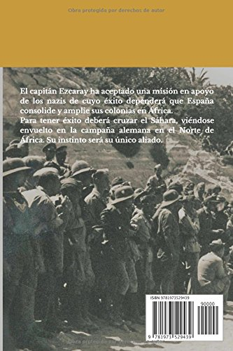 Un capitán español en el Afrika Korps (Spanish Edition): Ignacio Zulet: 9781973529439: Amazon.com: Books