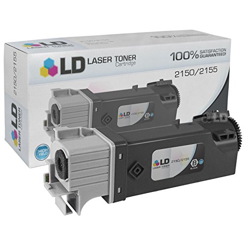 Ld   Compatible Dell My5tj   331 0719 High Yield Black Toner Cartridge For Use In The Dell 2150Cdn  2150Cn  2155Cdn  2155Cn Printers