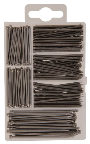The Hillman Group 591511 Small Finish Nail Kit, 150-Pack