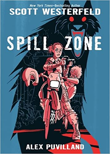 Image result for Spill Zone Westerfeld