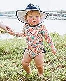 RuffleButts Baby/Toddler Girls Paisley Paradise One